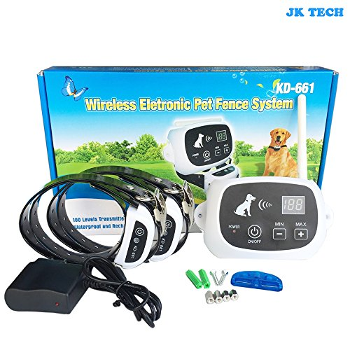 Best Wireless Pet Containment System For Large Dogs